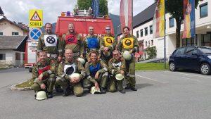 Übung - Technischer Einsatz Wald @ Rüsthaus Radnig