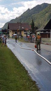 Gemeindefuerwehrskirennen @ Strecke Garnitzen II